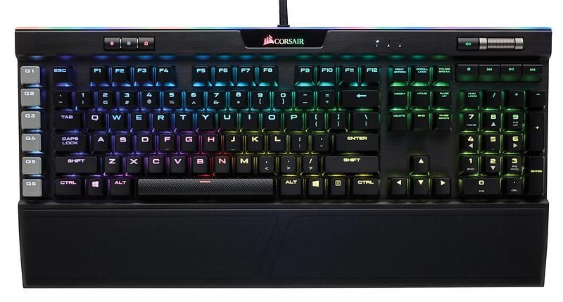 Steelseries Shift Gaming Keyboard Test Tek.no