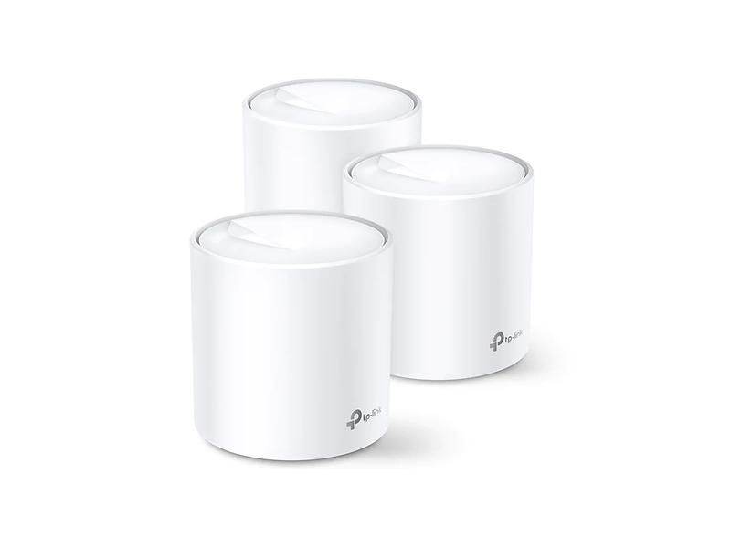 TP-Link Deco X60 Whole-Home Mesh WiFi System (3-pack)