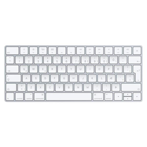 Apple Magic Keyboard Test Tek.no