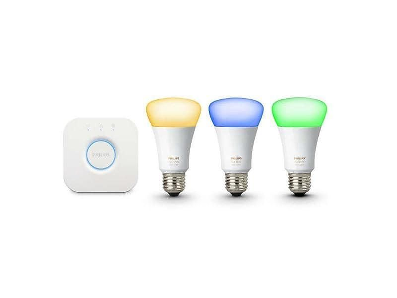 Philips Hue White and Color Ambiance Startpakke E27 Richer Colors