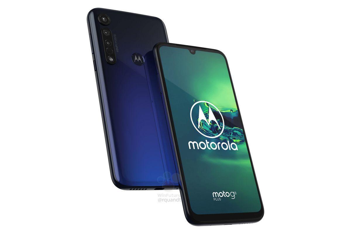 Motorola Moto G8 Plus Dual