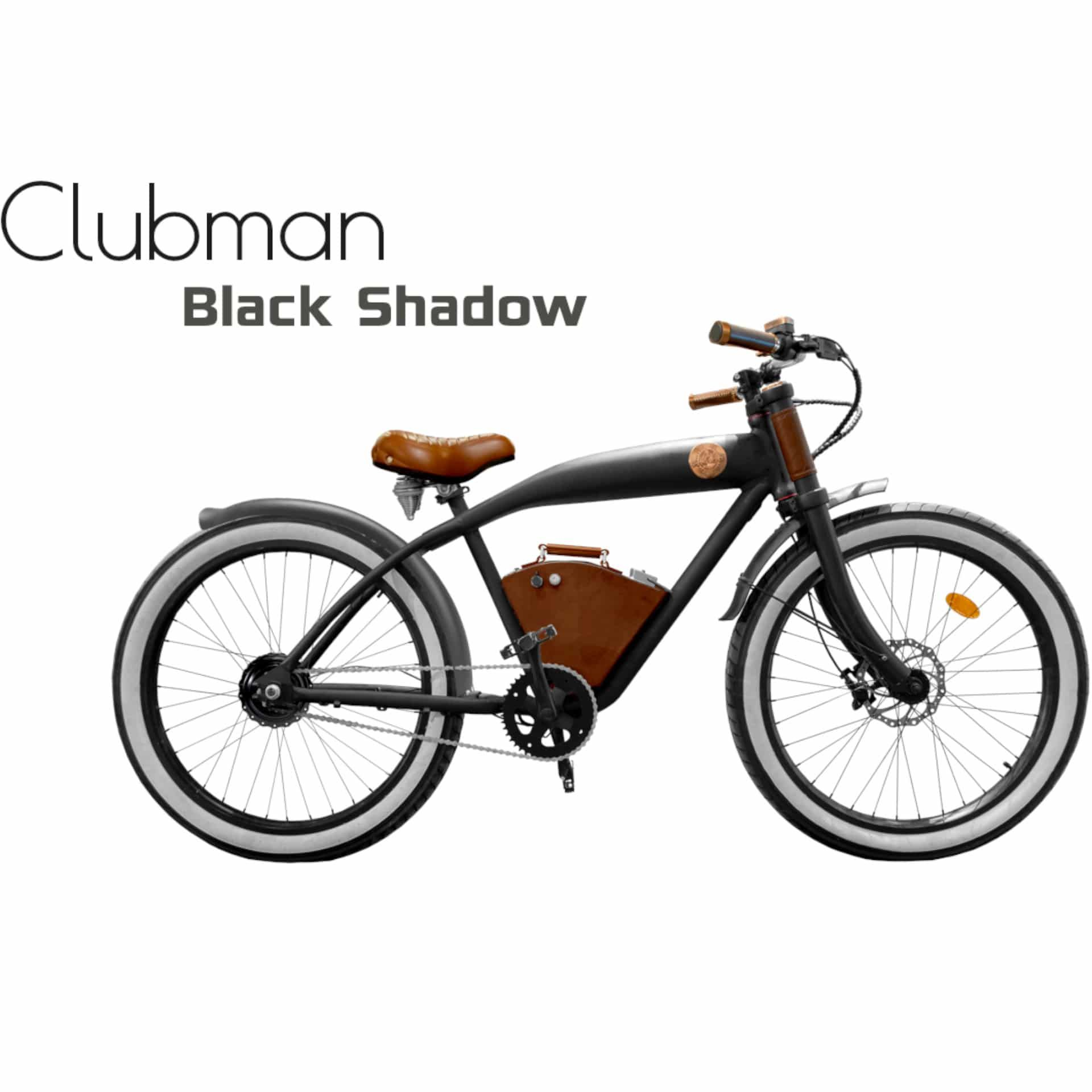 Rayvolt Clubman Black Shadow