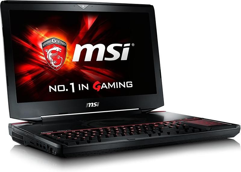MSI GT80 2QE-031NE