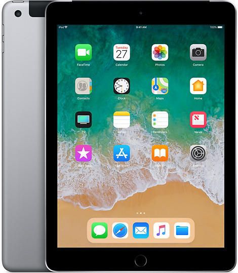 "Apple iPad 9.7"" 4G 32GB (6th Generation)"