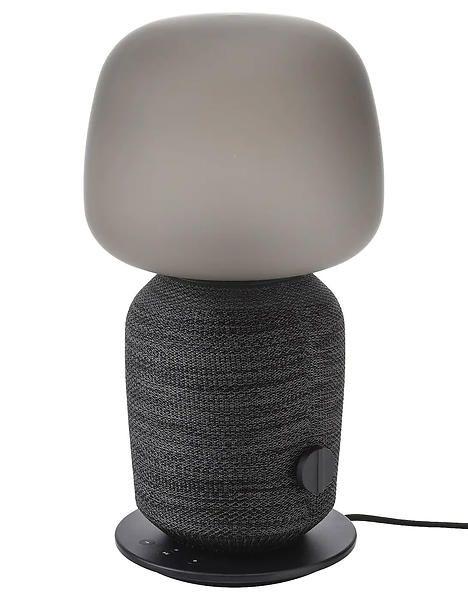 Ikea Symfonisk bordlampe med trådløse høyttalere