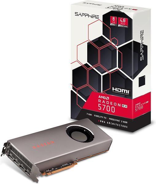 Sapphire Radeon RX 5700 HDMI 3xDP 8GB