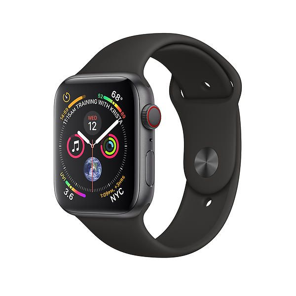 Apple Watch Series 4 4G 44mm Aluminium with Sport Band