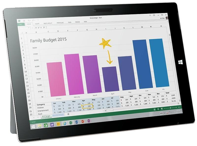 Microsoft Surface 3 128GB