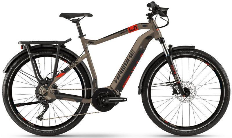 Haibike SDURO Trekking 4.0 2020 (Electric)