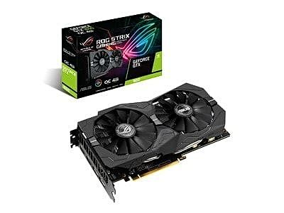 Asus GeForce GTX 1650 ROG Strix Gaming OC 2xHDMI 2xDP 4GB