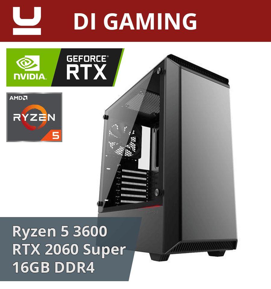 Digital Impuls Gaming PC TEK