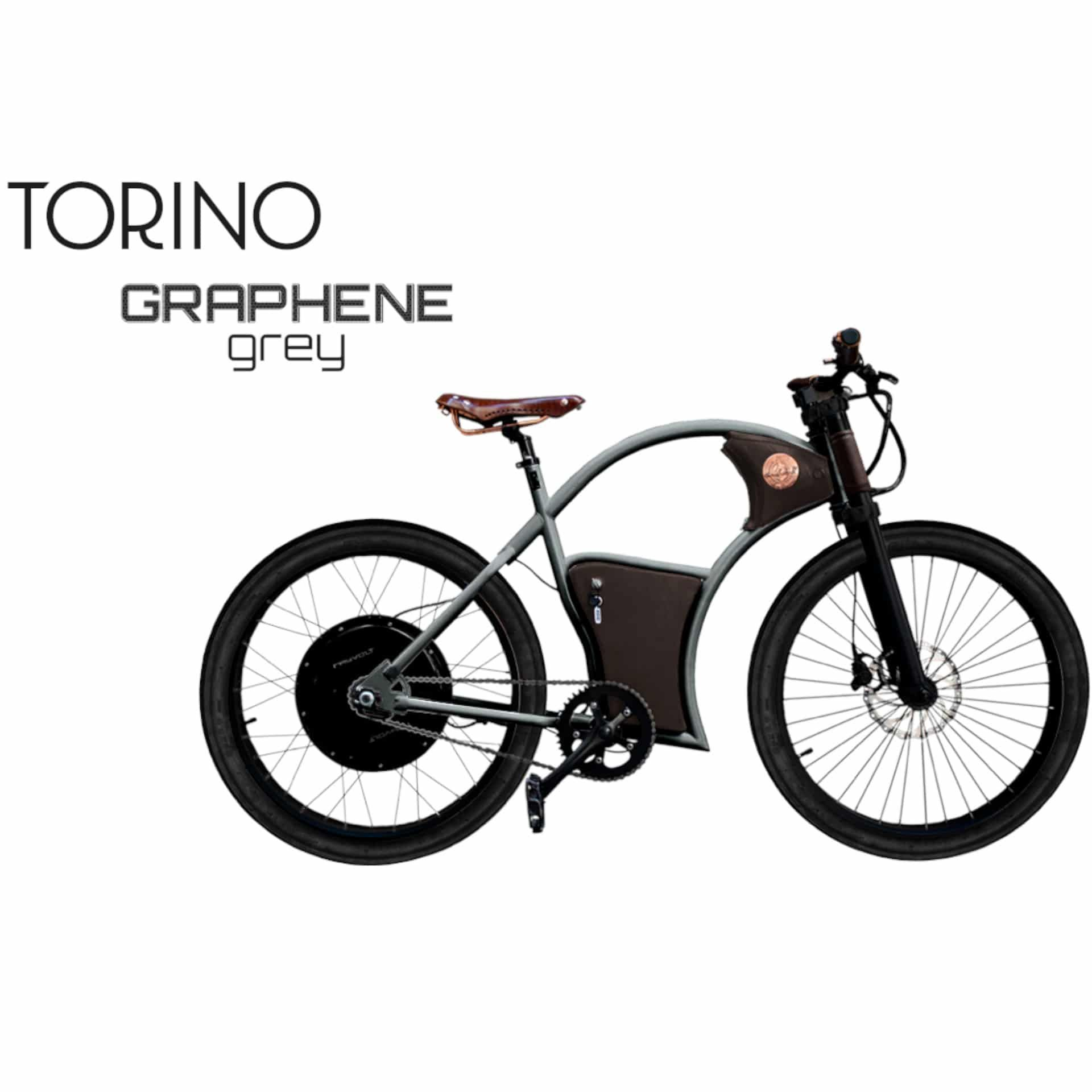 Rayvolt Torino Grey Power
